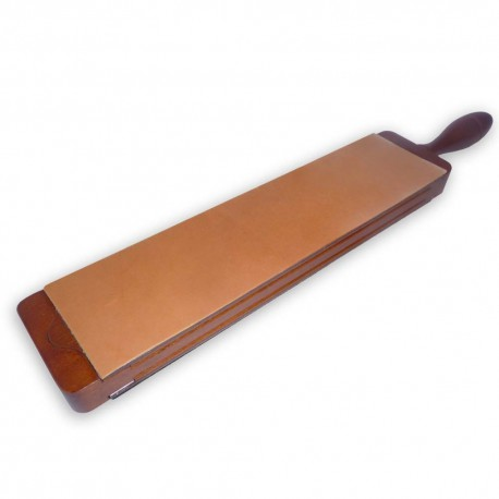 Extra-large double-sided interchangeable magnetic razor strop SUPEX 77 - Image 1481