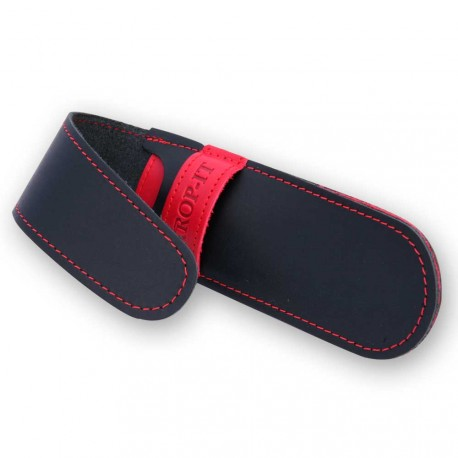 Leather wallet Strop it for straight razor - Image 1733