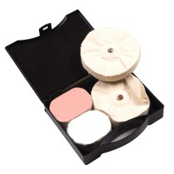 Polishing set