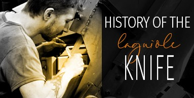 History of Laguiole knife