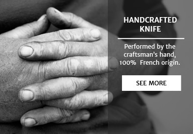 100% handcrafted manufacturing